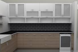 replacement kitchen cabinet doors glass