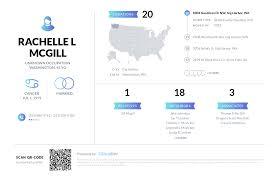 Rachelle L Mcgill, (253) 509-0185, 8304 Goodman Dr NW, Gig Harbor ...