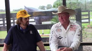 Interview with Tracy Barton NCHA HOF trainer - YouTube