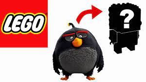 How to Build LEGO Bomb from Angry Birds The Movie