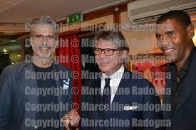 Marcellino Radogna - Fotonotizie per la stampa: Ubaldo Righetti con Sebino  Nela e Aldair
