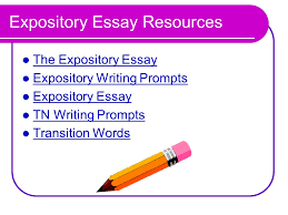 the expository essay ppt  expository essay resources