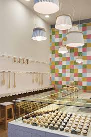 Cotemporary Cupcake Shop Interior Design And Decorating Ideas In