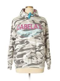 Check It Out Cabelas Pullover Hoodie For 16 99 On Thredup