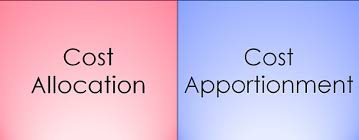 Difference Between Cost Allocation And Cost Apportionment