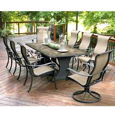 Patio Furniture With Umbrella Home Depot Home Depot Deck Furniture