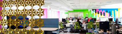 office design companies. Spectrum Workplace Funky Office Interior Design For Media Company - Companies