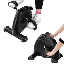 office gym equipment. Kingpex Mini Exercise Bike Cycle Pedal Fitness Arm And Leg Exerciser With LCD Display For Office Gym Equipment
