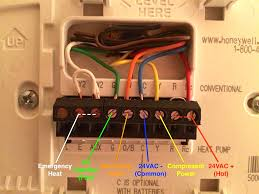 honeywell thermostat 4 wire diagram th6000 fancy 8 wiring honeywell rth3100c aux heat at Honeywell Rth3100c Wiring