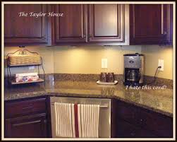 organizing kitchen counters