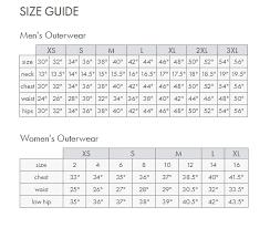 Calvin Klein Size Chart Plus 53 Judicious Calvin Klein Jacket Size Chart