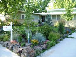 Small Front Yard Landscaping Ideas Colorado