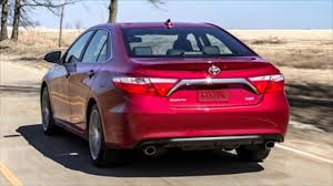 Toyota Camry 2016 CAR Specifications and Features - Exterior - YouTube