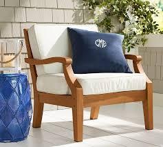 Monogrammable Indoor Outdoor Pillow