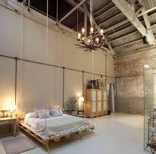 industrial style bedroom furniture. Industrial Style Bedroom Design Ideas-07-1 Kindesign Furniture