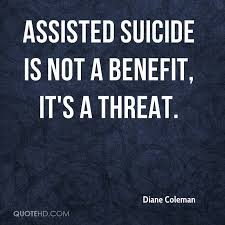 Suicide Quotes Stunning Diane Coleman Quotes QuoteHD