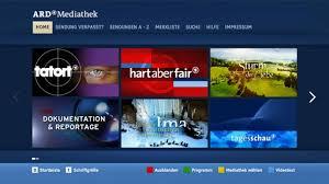 Das angebot wurde wie die ehemals eigenständige das erste: So Funktioniert Die Tv Ausgabe Hbbtv Der Ard Mediathek