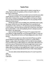 Ap English Synthesis Essay Reverse Outlines Synthesis Argument And Rhetorical Analysis