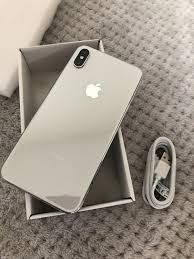 Apple iPhone XS Max- 64GB - Silver (Unlocked) A2097 #iPhoneX | Apple iphone,  Iphone, Apple computer laptop