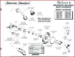 old american standard shower