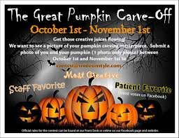 Pumpkin Carving Contest Flyers Whats New Pitrone Sorkin And Jarvis Orthodontics Westminster