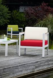 Outdoor Upholstered Furniture For Upholstered Furniture That Is Exposed To Direct Sunlight Heating Of The Surface Often A Problem Especially Dark Outdoor W