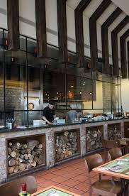 restaurant open kitchen. Open Kitchen Design Restaurant Woods