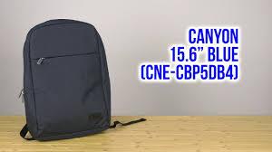 "Распаковка <b>Canyon 15.6</b>"" Blue CNE-CBP5DB4 - YouTube"