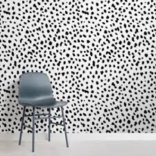 Black and White Wallpaper Designs | Unique Patterns & Luxury Murals