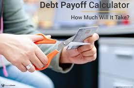 Debt Payoff Calculator