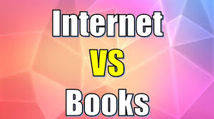 books vs internet difference between books and internet  books vs internet difference between books and internet