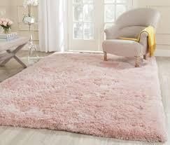 unique rose gold area rug pink rugs soft for fl pale bedroom large