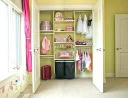 Closet Design Ideas For Girls Girls Closet Organization Girl
