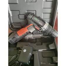 Máy bắt vít pin cầm tay Hitachi 12v, khoan gỗ máy khoan sắt máy bắt vít - 2  nấc tốc độ 25 cấp độ trượt giá cạnh tranh