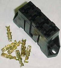 atc fuse block auto car rv 4 atc ato fuse holder block 4111 lot of 2 each