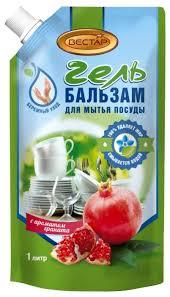 Купить Vestar <b>Гель</b>-<b>бальзам</b> для мытья <b>посуды Гранат</b> по ...