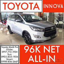 2018 BRAND NEW Toyota Innova!!! All-In Promo Sale! - New and Used ...