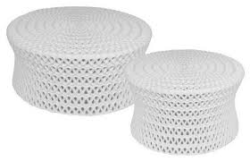 coffee table captivating round white coffee table home and kitchen with moroccan table style and