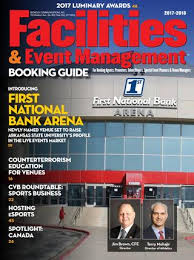 Facilities Event Management 2017 2018 Booking Guide By