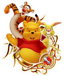 tigger and pooh. Simple Tigger Pooh U0026 Tigger Rabbit With And
