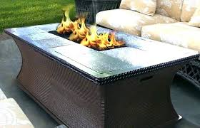 diy outdoor gas fire pit how