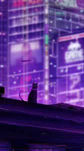 1080x1920 cat, artist, artwork, digital ...