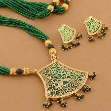 1 necklaces in our wide collection you can feel flexibility to choose any type of necklace we are providing latest designs of necklaces in gold silver
