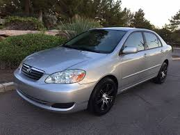 toyota corolla 2005 white. Perfect Toyota 2005 Toyota Corolla LE 4dr Sedan  Las Vegas NV And White N