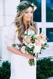 Best 25 Flowers In Wedding Hair Ideas On Pinterest