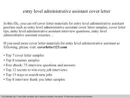 Resume Cover Letter For Entry Level Position Cover Letter Entry Level Accounting Barca Fontanacountryinn Com