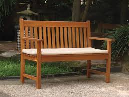garden bench and seat pads used patio furniture for garden chairs