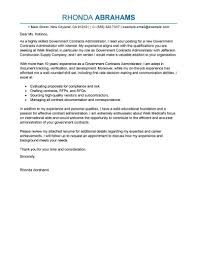 Best Government Military Cover Letter Examples Livecareer