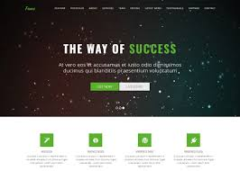 Bootstrap Website Fame Bootstrap 3 Free Html Website Template
