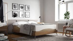 trama bed wood platform  images about bed on pinterest platform bed frame club chairs and soli